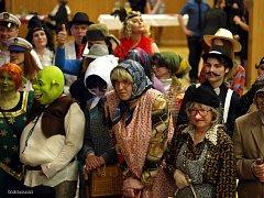 Vrcholem plesové sezóny na Němčicku je vždycky Divadelní ples.