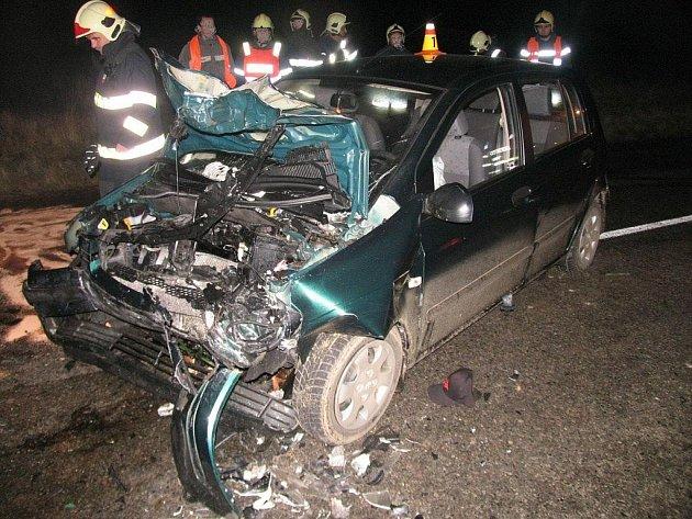 Nehoda u Okluk