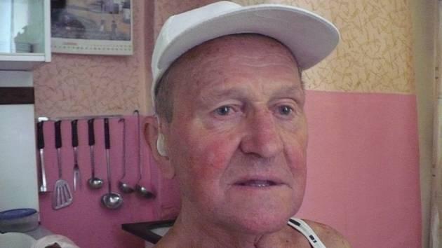 Veterán atlet Alois Balcařík