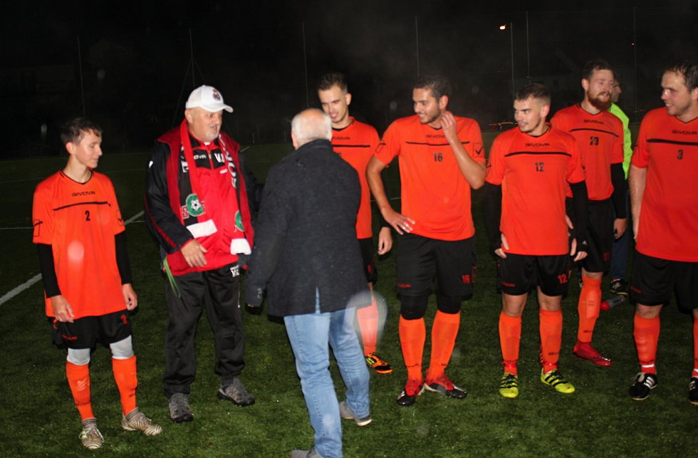 Ve středu 9. října, se v Konici odehrálo finále poháru OFS mezi Konicí a Plumlovem.