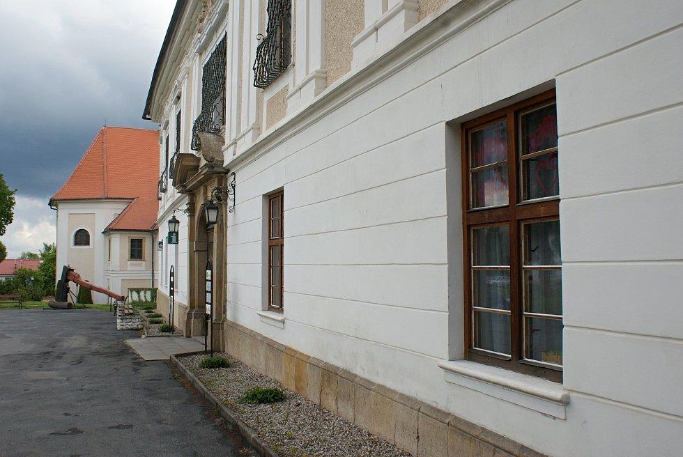 Mateřské centrum Srdíčko v budově konického zámku