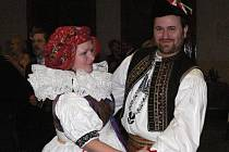 Hanácký folklorní soubor Kosíř. Ilustrační foto