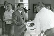 Ve dnech 23. a 24. května 1986 proběhly v tehdejším Československu volby do zastupitelských odborů všech stupňů. V rámci tehdejší oficiální politiky měly volby manifestovat politickou jednotu, vyspělost a uvědomělost pracujících.