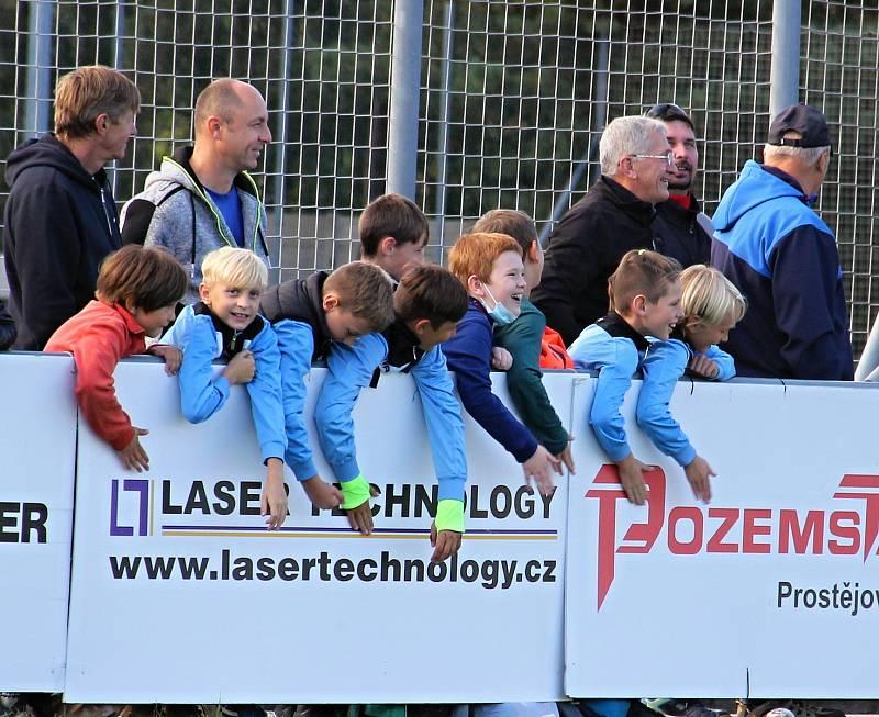 Prostějov prohrál ve 3. kole poháru doma s Bohemians 0:4. fanoušci
