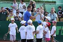 Nábor nových tenistů - Hledá se nový Berdych, Kvitová a Veselý