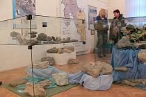 Výstava Kámen mluví v Muzeu Prostějovska