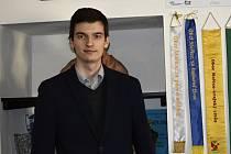 Mořický starosta Tomáš Pavelka
