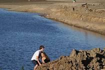 Laguna na plumlovské přehradě - neděle 27. 6. 2010