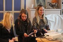 Trojice studentek přišla do Štětovic s novinkou: možností založit sociální farmu.