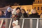 V Prostějově si s Deníkem zazpívalo koledy na 700 lidí.