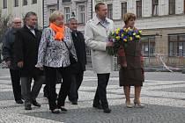 Oficiální připomínka 17. listopadu v Prostějově, tentokrát i s účastí komunistických radních
