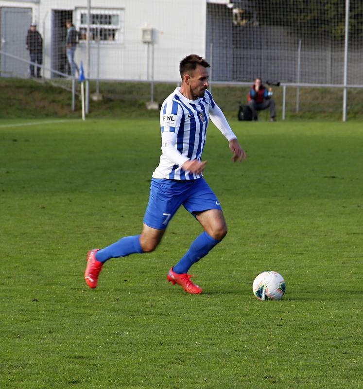 Prostějov prohrál ve 3. kole poháru doma s Bohemians 0:4. Jakub Urbanec