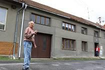 Dům, ve kterém naháč vyděsil jeho obyvatele