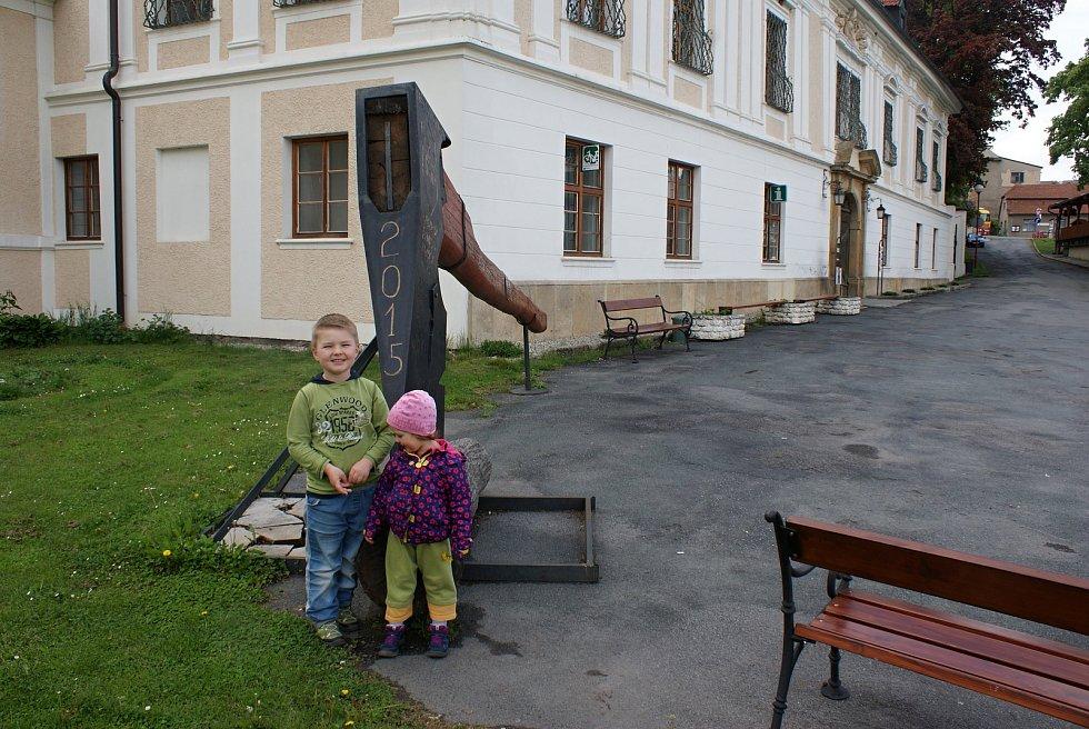 Zámek v Konici a Muzeum řemesel v Konici