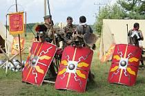 Čtvrtý ročník Military Festu nabídl průřez válečnickým uměním posledních dvou tisíciletí.