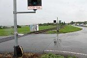 Kudy povede severní obchvat Prostějova? U železničního přejezdu z Kostelecké na Smržice, by měl ústit jeden z konců obchvatu