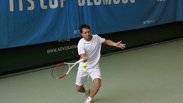 Tenista Jaroslav Pospíšil