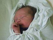 Adéla Strnadelová, Vitčice, narozena 15. září v Prostějově, míra 51 cm, váha 3400 g