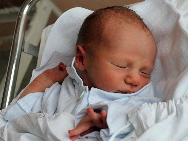 Michal Štefek, Tovačov, narozen 25. června, 50 cm, 3100 g