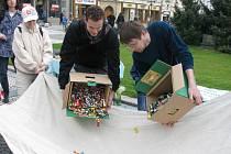 Vítězové Baterkiády byli vyhlášeni na Den Země v Prostějově.