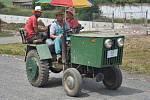 Traktoriáda v Přemyslovicích 2018