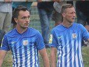 Zdeněk Fládr a Jan Koudelka