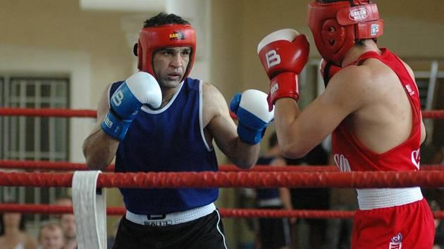 Prostějovští boxeři osvědčili bojovnost.