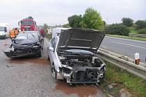 Nehoda na R 46