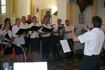 Chrám sv. Bartoloměje v Želči bývá svědkem kvalitních koncertních vystoupení