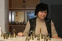 Netradiční zvonečky jsou k sehnání přímo v Prostějově