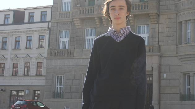 Aktivista Jakub Čech