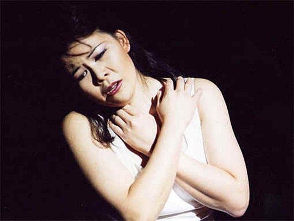 Japonská umělkyně Nao Higano