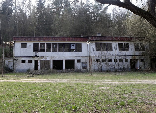 Ochoz - bývalý pionýrský tábor