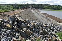 Plumlovská přehrada - 21. května 2013