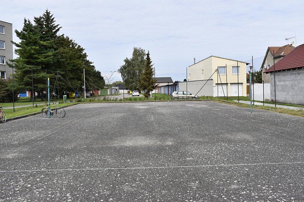 Vrahovické hřiště ze sedmdesátých let dostane úplně novou podobu.