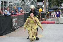 Prostějovští profesionální hasiči si z dějiště Světových her policistů a hasičů v kanadském Vancouveru přivezli jednu stříbrnou a dvě bronzové medaile