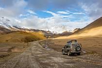 Přednáška o Tadžikistánu a Pamíru