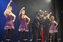 Soubor Merlin předvedl dětem velkolepou taneční show