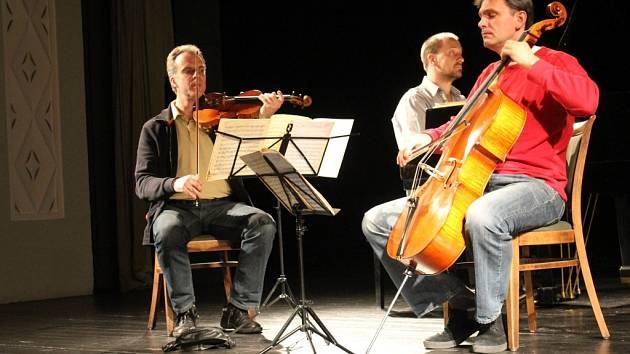Trio Martinů v Prostějově