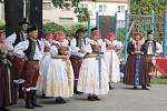 Sedmi set let se dočkaly Čelechovice na Hané. A jubileum místní pořádně oslavili.