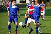 1. FK Prostějov v modrém