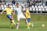 Hrdina zápasu Karel Kroupa srovnal ve čtyřicáté sedmé minutě na 1:1.