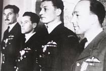 Imrich Gablech dekorován v Londýně polským válečným křížem