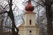 Kaple Panny Marie Pomož