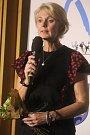 Slavnostní předávání cen Sportovec města Prostějova v Hotel Tennis club Prostějov. (16.3.2018) Petra Černošková