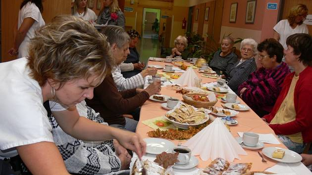Den otevřených dveří v prostějovském Centru sociálních služeb