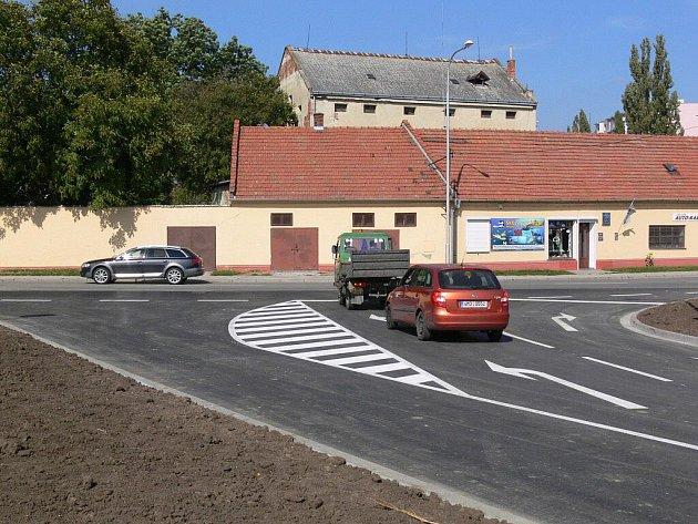 Ústí Jižní spojky na Krasickou ulici