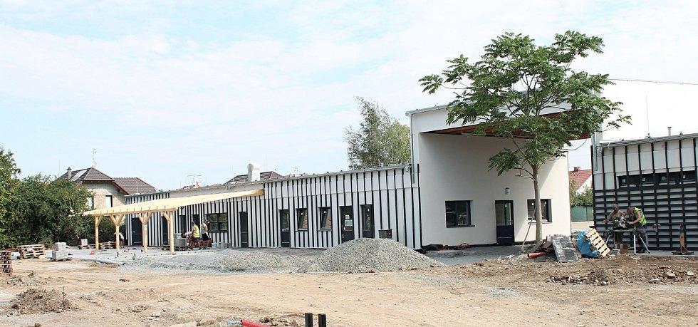 Rekonstrukce vrahovického koupaliště - 27. 7. 2018