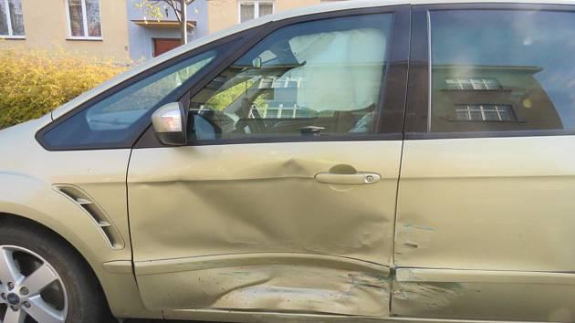 Řidič ujel od nehody a utekl svědkovi. Hryzalo ho však svědomí a tak se ohlásil na policii.