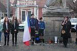 Oslavy 30. výročí sametové revoluce - Plumlov 17. 11. 2019